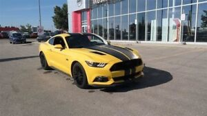 2015 Ford Mustang GT, Leather, Heated & Cooled Seats, Back Up Ca