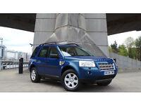 2008 08 LAND ROVER FREELANDER 2.2 TD4 HSE AUTO FSH(2 YEARS AA WARRANTY)