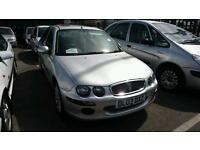 2003 Rover 25, exremly low miles of only 47k l@@k grab a bargain not corsa saxo clio polo