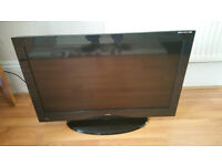 """32"""" TV JMB with DVD-Player, UBS-Player and Freeview"""