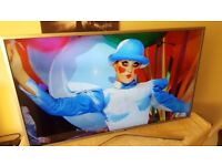 Samsung 43 Inch Silver Full 1080p LED Smart TV with Freeview HD (Model UE43M5600)!!!