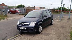 Vauxhall Meriva 1.3 CDTi 16v Life 5dr GENUINE LOW MILEAGE