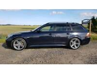 Bmw 535d M-sport touring may swap px