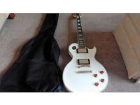 Les Paul Custom Electric Guitar