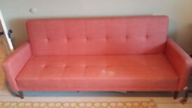 Stylish, high quality, nearly new sofa - bargain and much reduced