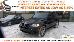 2012 BMW X5 xDrive35i*EVERYONE APPROVED*APPY NOW DRIVE NOW!