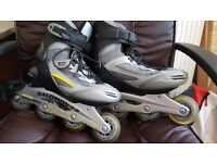 Soloman Rollerblade 60 ONO