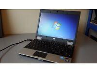 """HP Elitebook 2540p, Inte core i7, 256GB SSD/12.1"""" screen Ultrabook"""