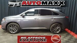 2013 Lexus RX 350 F Sport! Loaded! $329 Bi-Weekly! APPLY NOW!