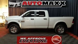 2015 Ram 2500 SLT Crew Cab 4x4! $259 Bi-Weekly! APPLY NOW!