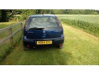 Vauxhall corsa for sale MOT, FSH.