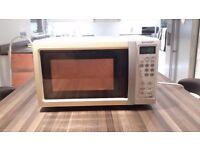 Microwave, Sharp R-259, White, 800W, 22L.