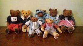 Teddy bears - Heidi Ott