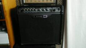Spider 30w guitar combo