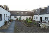 Rare 2 bedroom Cottage offered to the Rental Market part furnished, Park Court, Beith Available Now