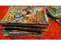 Pocket world magazine - pokemon mags