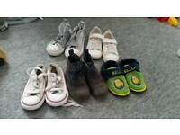 Kids shoes bundle ideal for car boot