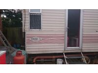 Used static caravan redecorated cosolt torino 34