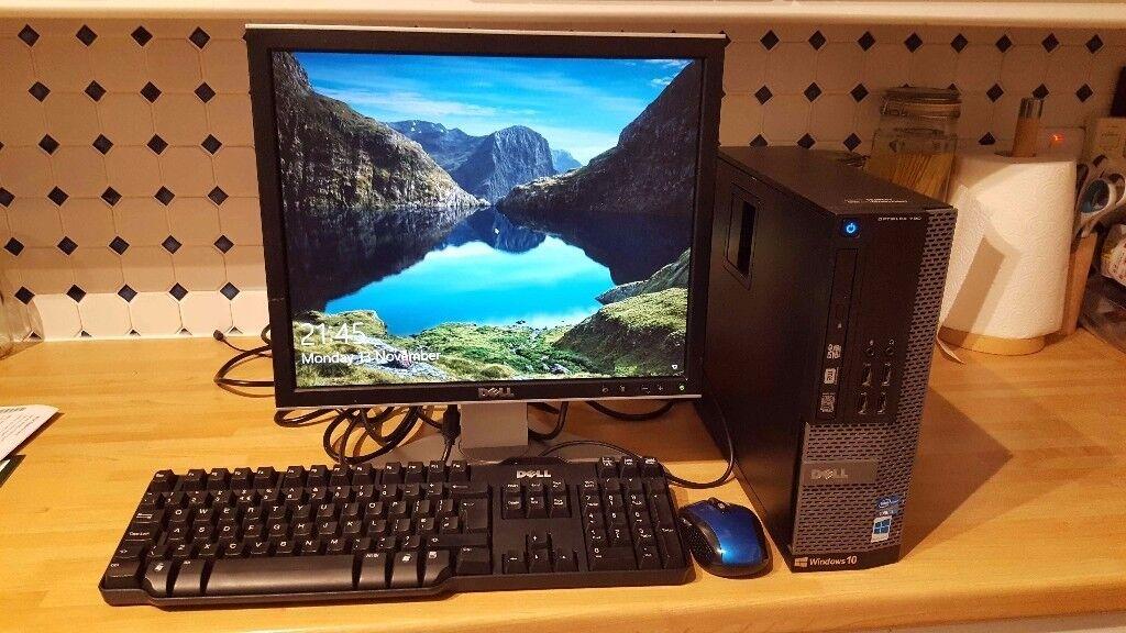 Dell Optiplex 790SFF Desktop PC