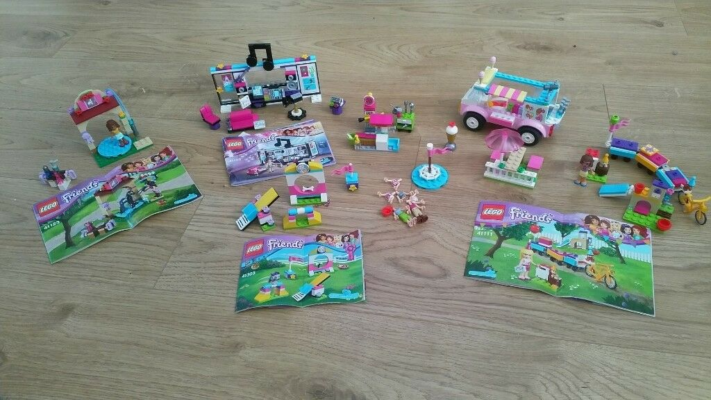 Lego Friends Sets Ads Buy Sell Used Find Great Prices