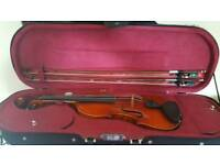 Stringers Symphony 3/4 violin outfit