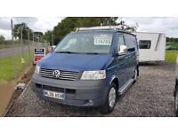 Volkswagen Transporter - 2 Berth Campervan Conversion