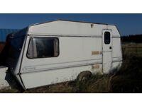 Lovely Vintage ABI Debutante 430/2 2 berth caravan £500 ovno