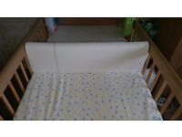 Sleepeasy cot divider great for the little ones introduction to the cot non smoking and pet free