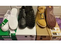 Brand new Foot Asylum, Nike and Pumma trainers no Uk 7 n 8 for £35 each