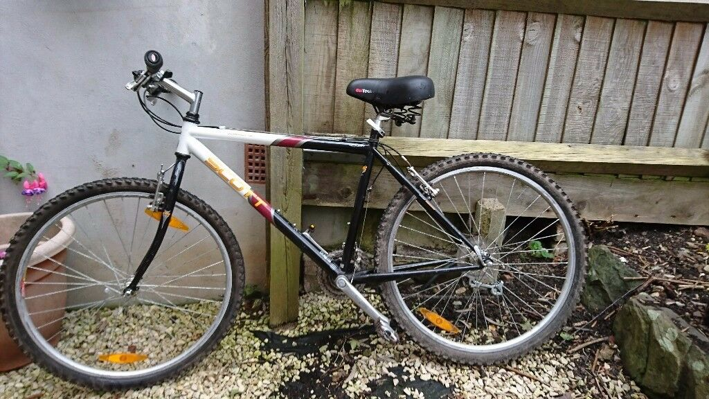 "18"" hybrid bike"