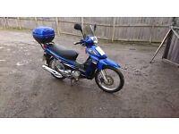 Suzuki address fl 125cc