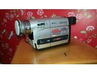 Retro Panasonic RZ15 VHS-C camcorder