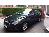 Chevrolet Cruze 2010 Auto. 6CD, Parking sensors, MOT July 2017, Hands Free, Motorway miles.