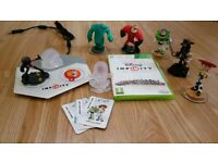 Xbox 360 Disney Infinity Bundle