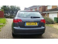 AUDI A3 DIESEL, SERVICE HISTORY, CHEAP ON FUEL TAX, CD ALLOY, TIDY,BIG BOOT HEATING £1450 ONO