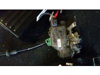 2004 SEAT IBIZA FR 3 DOOR DRIVERS SIDE DOOR LOCK