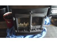 Hunter Herald 5 inset multifuel stove