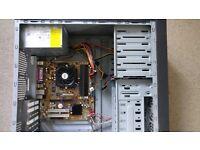 Asus dual core PC computer, 2GB RAM