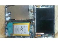 Ipod 3rd gen bodies for spares or repairs