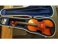 Karl Hofner violin 802 1996 4/4 full size made in germany Great condition FREE uk delivery