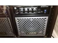 Kinsman 15 watt practice bass amp