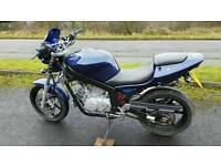 Hyosung GT125 - Spares or Repair. Non-Runner, possibly an easy fix