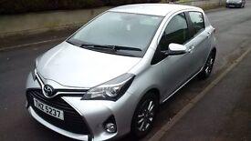 Toyota YARIS 1.0 Vvt-i. 2015 (Sept) 15,986 miles