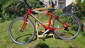 """Islabike Beinn Red 26"""" inch frame (9+ years plus) Great condition,"""