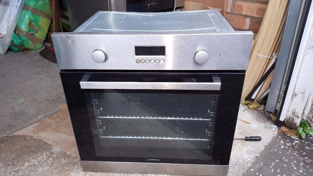 Integrated Oven/Clean and working. Delivery Offerred
