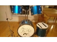 * sold * Incomplete Drum Kit x 3