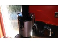 Philips HR1861 juicer with jug hardly used
