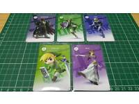 Legend of Zelda Amiibo Cards