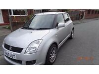 2010[60] suzuki swift sz3 ddis diesel 70++mpg £30 road tax for year bargain MINT CONDITION