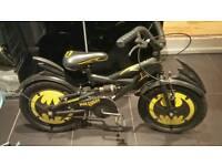 Unique Batman Bike